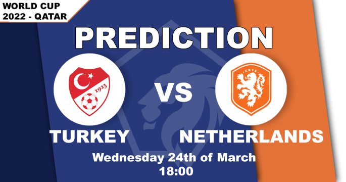 World Cup 2022 Qualifier: Turkey vs Netherlands