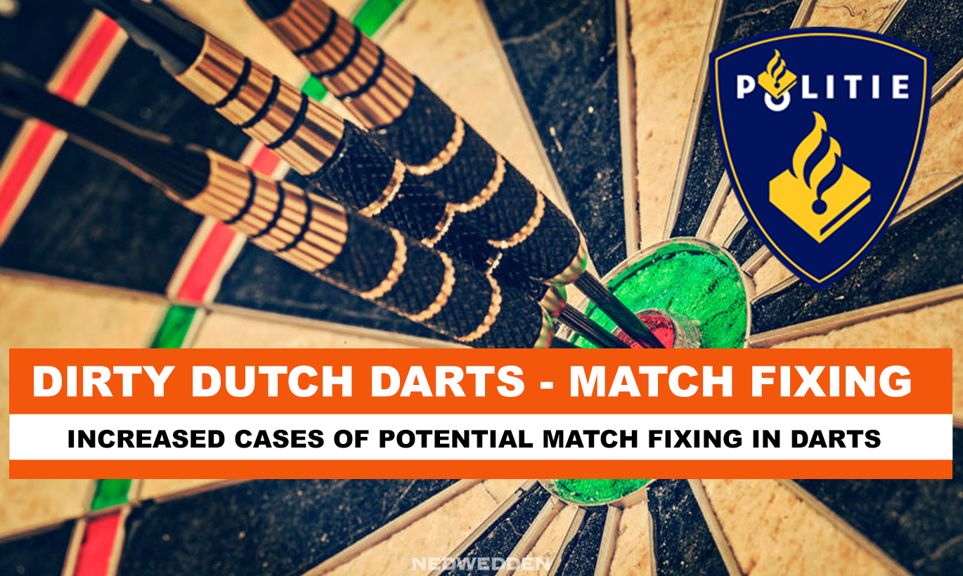 Dirty Dutch Darts - Match fixing?