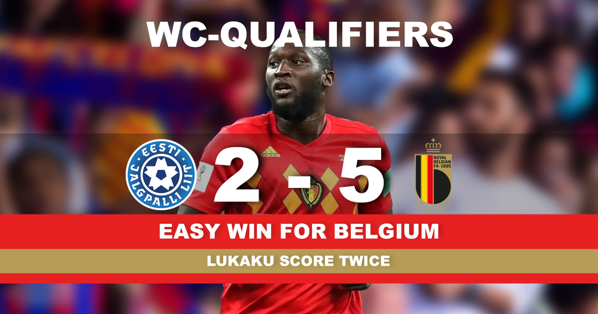 World Cup Qualifiers 2nd Sept Results