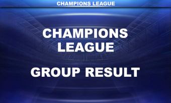 Champions league - Group Result