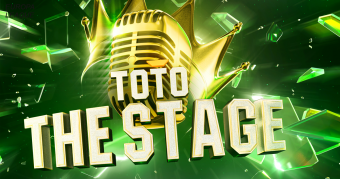 THE STAGE  - TOTO - NEW COMMERCIAL