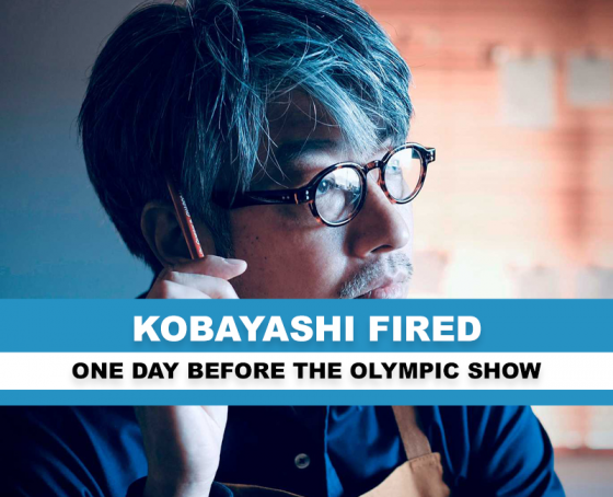 Olympic Director fired with one day to go