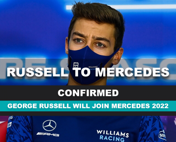 Russell joins Mercedes - Confirmed